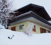 La Buche in de winter
